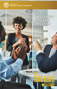 Oxley Career Advising Program cover