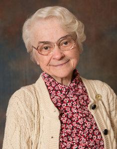 Sr Mary Edward Zipf