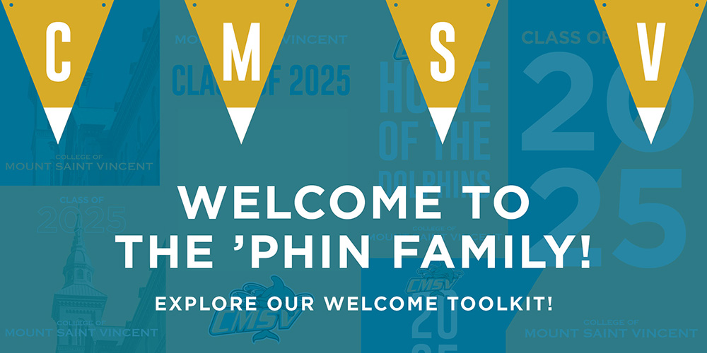 """Photo saying """"Welcome to the 'Phin Family"""""""